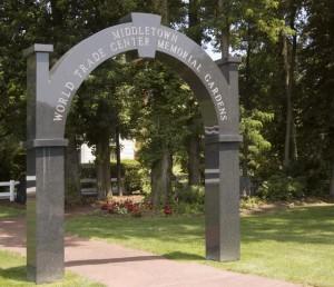 Middletown NJ World Trade Center Memorial Gardens