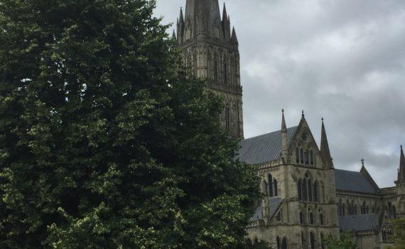 Salisbury Cathedral, Salisbury England